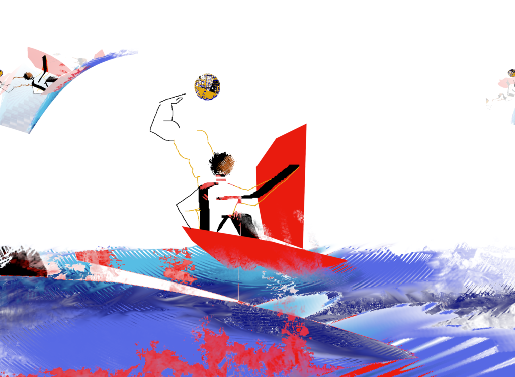 Deep into the ocean, we keep going – Article and Art by Elethu Nkala